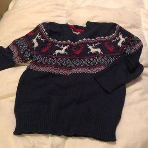 H&M boys Christmas sweater